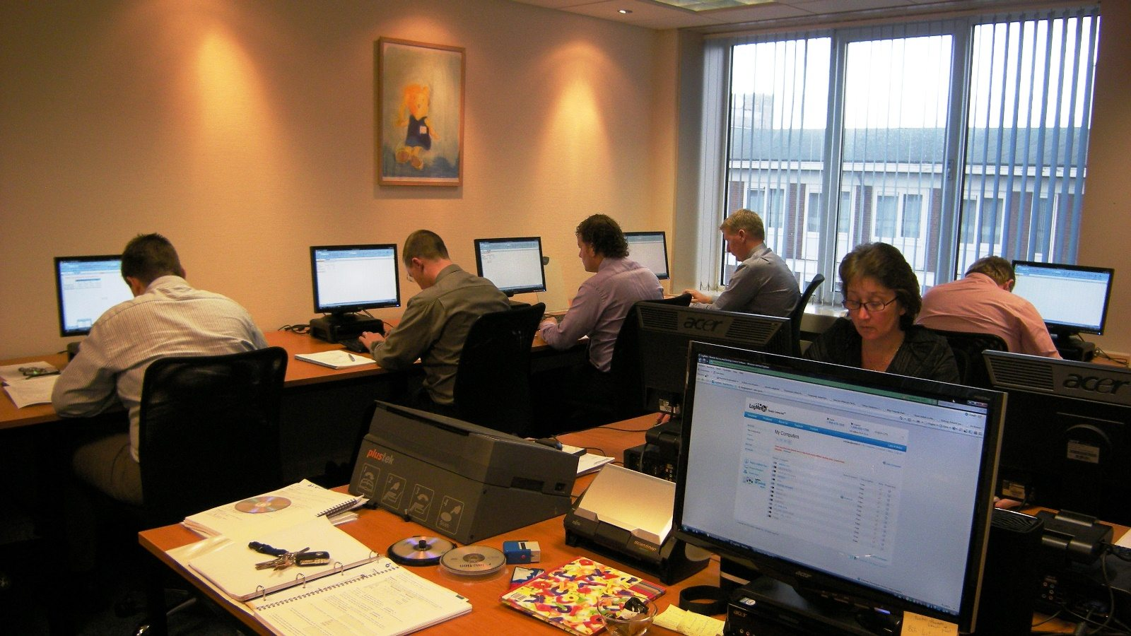 Cursus Outlook bij Argos Computertrainingen